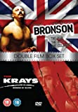 Double: Bronson / The Krays [DVD]