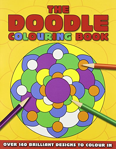 The Doodle Coloring Book (Colouring Book)