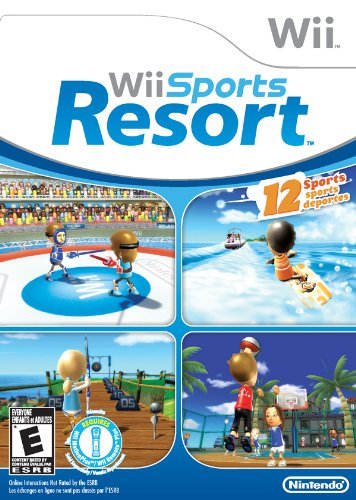 Wii Sports Resort back-521376