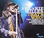 Frankie Miller Thats Who! the Complete Chrysalis