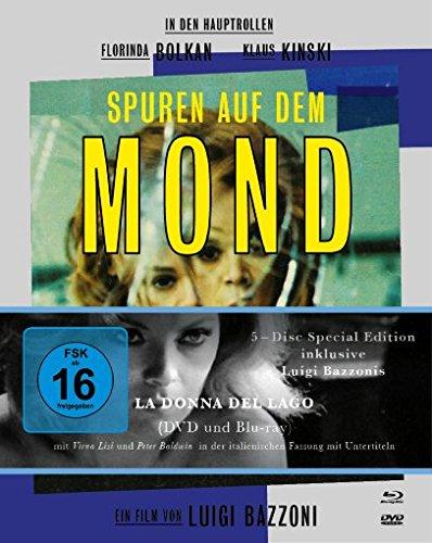 Spuren auf dem Mond [Blu-ray]