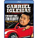 Gabriel Iglesias: I'm Not Fat... I'm Fluffy [Blu-ray]