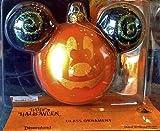 Disney Mickey Mouse Halloween Pumpkin Ornament