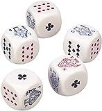 Piatnik - Pokerwürfel 22mm (5St)