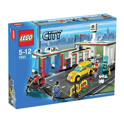 LEGO City 7993: Service Station