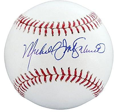 Mike Schmidt Philadelphia Phillies Autographed Baseball with Michael Jack Schmidt Inscription - Fanatics Authentic Certified