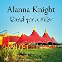 Quest for a Killer Audiobook by Alanna Knight Narrated by Hilary Neville