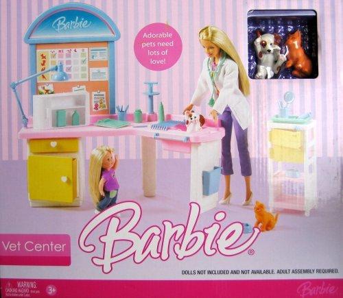 Barbie Vet Centre Playset – Doll Not Included bestellen