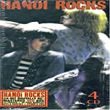 Hanoi Rocks Box Set (4CD)by Hanoi Rocks
