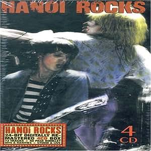 Hanoi Rocks Box 4 CDS
