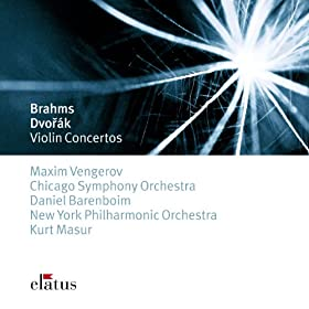 Dvor�k : Violin Concerto in A minor op.53 II - Adagio, ma non troppo