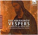 echange, troc  - Rachmaninov: Vespers & Complete All-Night Vigil [Hybrid SACD]