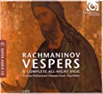 Rachmaninov Vespers and Complete All-...