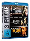 Image de Game/Dolmetscherin/Helden der Nacht [Blu-ray] [Import allemand]
