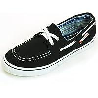 AlpineSwiss Antigua Mens Boat Shoes