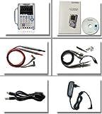 New Hantek Handheld DSO8060 60MHz 5in1 Oscilloscope Waveform DMM Spectrum Frequency