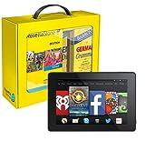 Rosetta Stone German Power Pack and Fire HD 7 Bundle
