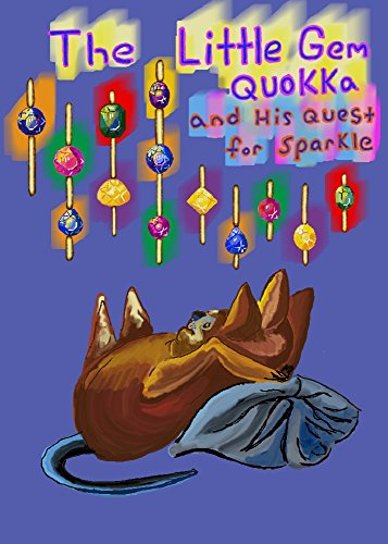 The little Gem Quokka and his Quest for sparkle (English Edition)
