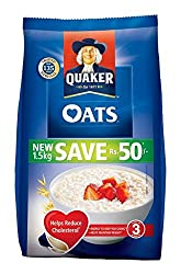 Quaker Oats, 1.5kg