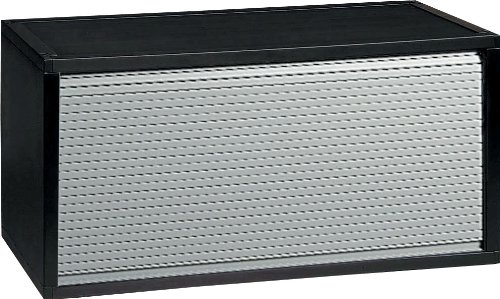 Paperflow Multibloc Storage Module, 17.2X35.13X15.75 Inches, Black And Gray (4901.02) front-232544