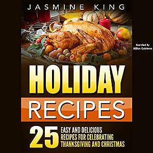Holiday Recipes Audiobook
