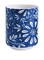 Enjoy Home Set Taza 6 Uds. Oriented Flowers Azul