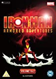 Iron Man: Armored Adventures - Volume 1 & 2 [DVD]