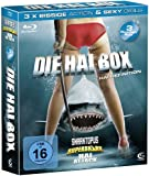 Die Hai-Box - Boxset mit 3 Hai-Knallern (Sharktopus, Supershark, Hai Attack) [3 Blu-rays]