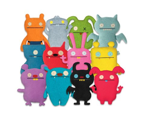 Uglydoll 10478 Classic Little Bent