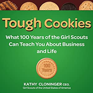 Tough Cookies Audiobook
