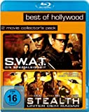Best of Hollywood - 2 Movie Collector's Pack 9 (S.W.A.T. - Die Spezialeinheit / Stealth - Unter dem Radar) [Blu-ray]