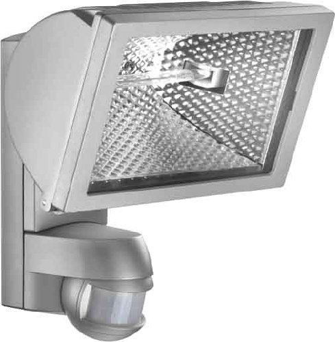 Esy lux el10520020 halogenstrahler 500w mit for Lampen 500 lux