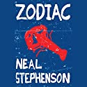 Zodiac Audiobook by Neal Stephenson Narrated by Ax Norman