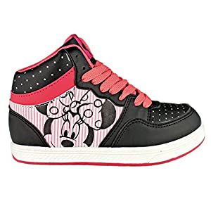 Zapatillas Minnie Disney casual 24-25-26(2)-27(2)-28(2)-29(2)-30(2)