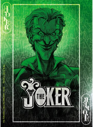 Licenses Products DC Comics Batman Joker Wild Card Sticker - 1