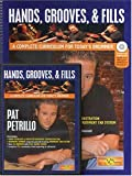 Pat Petrillo Hands, Grooves, & Fills - DVD/Book/CD