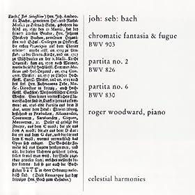 Chromatic Fantasia and Fugue in D Minor, BWV 903: Fantasia