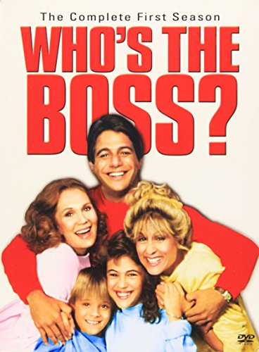 Who's the Boss? - The Complete First Season - John Anderson