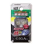 カーメイト GIGA ポジションランプ スーパーLEDウェッジ4 BW119