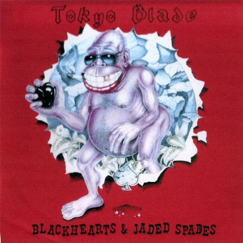 Tokyo Blade - Blackhearts and Jaded Spades-Reissue-2008-MCA int Download
