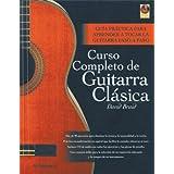 CURSO COMPLETO DE GUITARRA CLASICA (1 vol. + 1 CD) (Música)