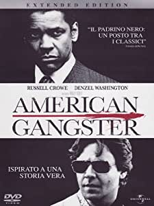 American gangster(extended edition) [IT Import]