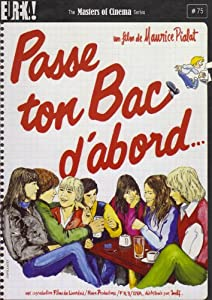 Passe Ton Bac D'abord [Graduate First] [Masters of Cinema] [DVD]