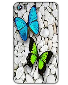 3d Micromax Canvas Fire 4 A107Back Cover Designer Hard Case Printed Mobile Cover