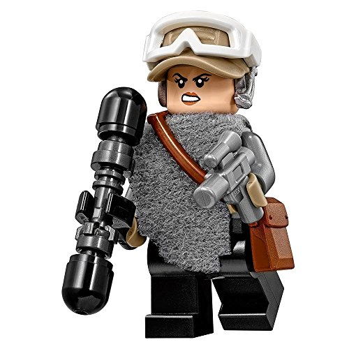 Lego Star Wars Rogue One Jyn Erso Minifigure
