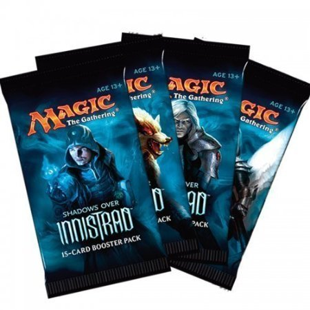 MTG-Magic-the-Gathering-Shadows-Over-Innistrad-Booster-Pack-of-6