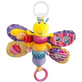 Lamaze Play & Grow Take Along Toy, Firefly