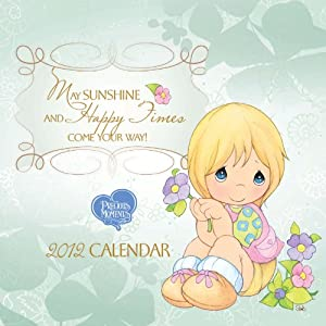 Calendario 2012 Precious Moments   Imagui