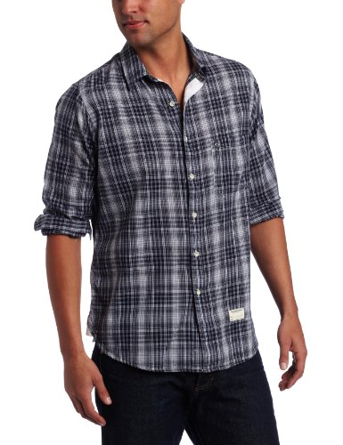 Aviator Men's The Ian Plaid Poplin Shirt