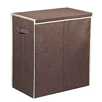 Double Hamper With Lid